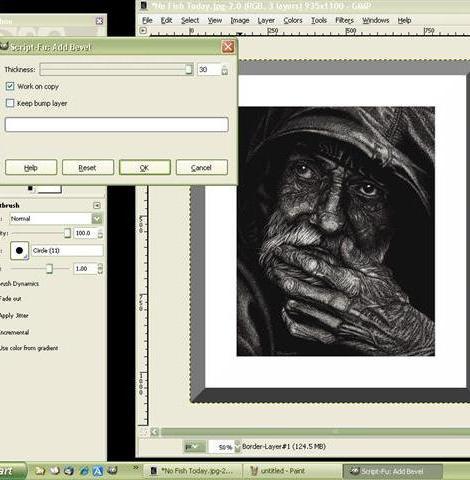 Gimp frames 08 (Small)