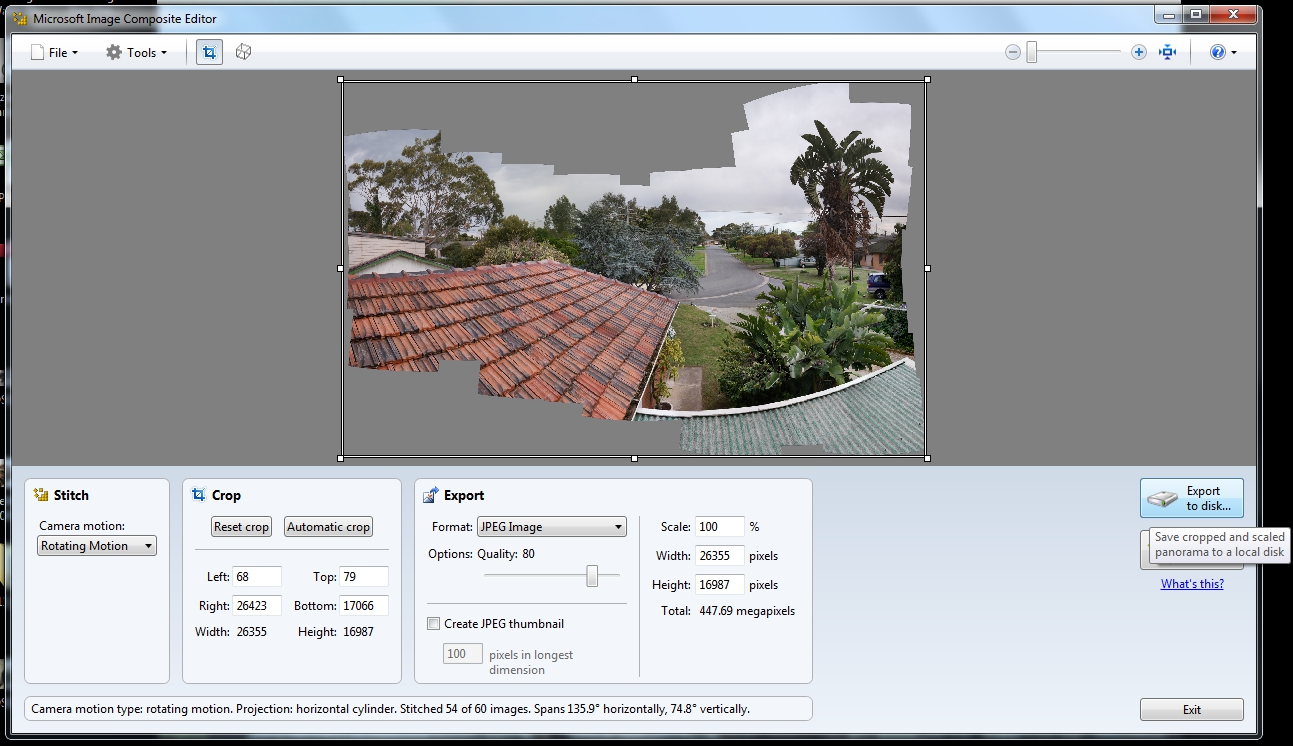 Tutorial – Stitching multiple images together easily | Patrick Hedges