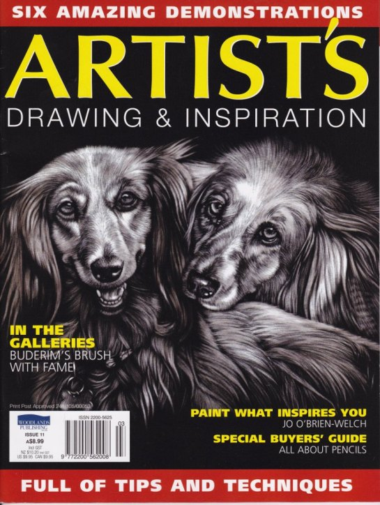 2013 Issue 11 Artists Drawing and Inspiration compressed
