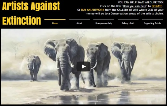 Artists Against Extinction