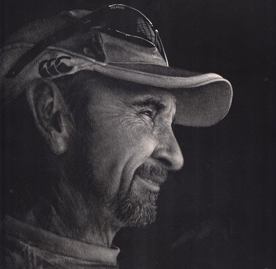 Diana Lee's portrait of Patrick
